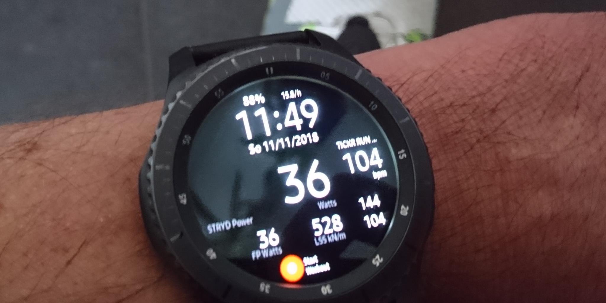 Sporty Watch